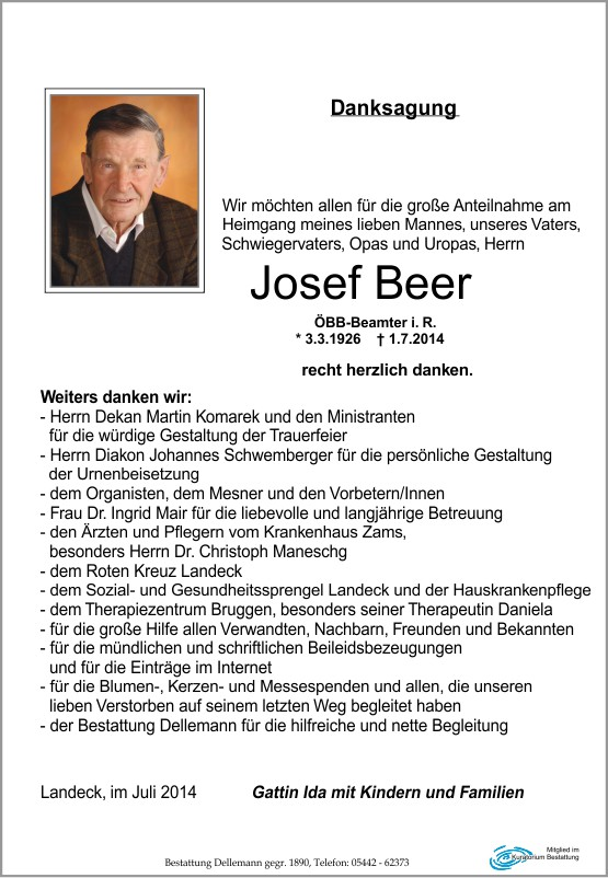 Josef Beer